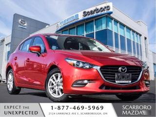 Used 2018 Mazda MAZDA3 Sport 0.99%@FINANCE|CPO|GS|HATCKBACK|1 OWNER|AUTO for sale in Scarborough, ON