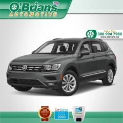 Used 2020 Volkswagen Tiguan Trendline for sale in Saskatoon, SK