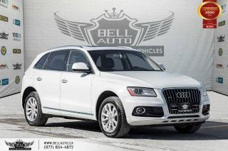 Used 2016 Audi Q5 2.0T Progressiv, NO ACCIDENT, AWD, NAVI, REAR CAM, PANO ROOF for sale in Toronto, ON