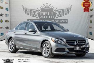 Used 2018 Mercedes-Benz C-Class C 300, AWD, NAVI, REAR CAMERA, B.SPOT for sale in Toronto, ON