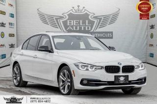 Used 2017 BMW 3 Series 330i xDrive, AWD, NO ACCIDENT, NAVI, REAR CAM, B-SPOT. for sale in Toronto, ON