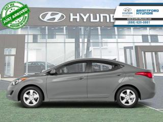 Used 2013 Hyundai Elantra GL  -  Cruise Control - $74 B/W for sale in Brantford, ON