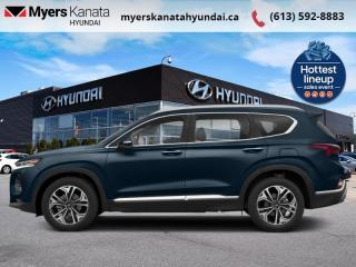 New 2020 Hyundai Santa Fe 2.0T Ultimate AWD  - $276 B/W for sale in Kanata, ON