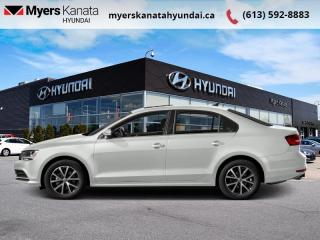Used 2016 Volkswagen Jetta TRENDLINE  - $83 B/W for sale in Kanata, ON