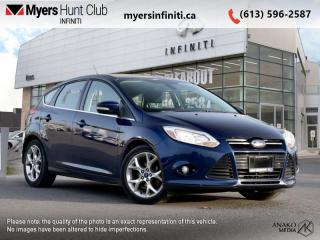 Used 2012 Ford Focus SEL  - Aluminum Wheels -  SYNC for sale in Ottawa, ON