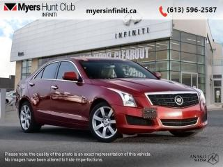 Used 2014 Cadillac ATS AWD for sale in Ottawa, ON