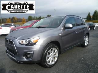 Used 2015 Mitsubishi RVR Limited awd for sale in East broughton, QC