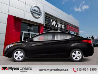 Used 2012 Hyundai Elantra GL  -  Heated Seat -  Bluetooth - $64 B/W for sale in Orleans, ON
