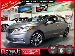 Used 2016 Kia Forte5 EX   *TRES BAS KILOMETRAGE* for sale in Châteauguay, QC