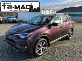 Used 2018 Toyota RAV4 XLE,AWD for sale in Port Hawkesbury, NS