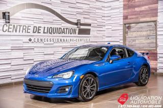 Used 2017 Subaru BRZ CAM+RECUL+GR/ELECT+SIEG/CHAUFF+BLUETOOTH for sale in Laval, QC