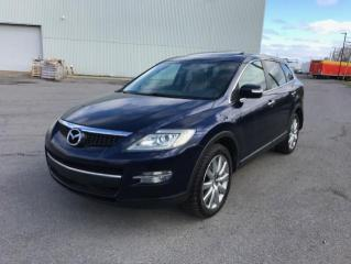 Used 2008 Mazda CX-9 Traction intégrale, 4 portes GS for sale in Québec, QC