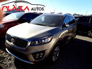 Used 2016 Kia Sorento AWD 4dr 3.3L SX+ 7-Seater for sale in Beauport, QC