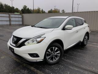 Used 2015 Nissan Murano SV AWD for sale in Cayuga, ON