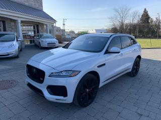 Used 2017 Jaguar F-PACE AWD S for sale in St-Eustache, QC