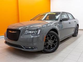 Used 2019 Chrysler 300 S AWD CAMÉRA ÉCRAN 8.4 SIÈGES CHAUFF *ANDROID* for sale in Mirabel, QC