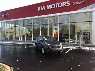 Used 2017 Kia Sportage LX for sale in Charlottetown, PE