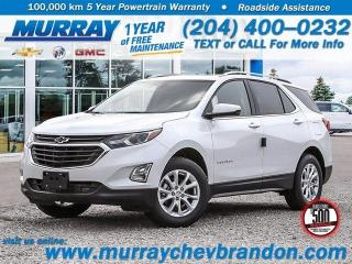 New 2021 Chevrolet Equinox LT for sale in Brandon, MB