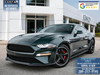 Used 2020 Ford Mustang BULLITT for sale in Oakville, ON