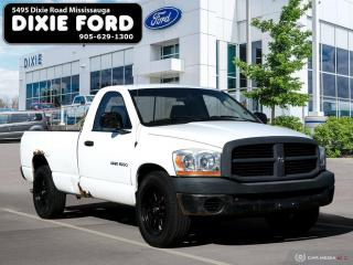 Used 2006 Dodge Ram 1500 ST for sale in Mississauga, ON