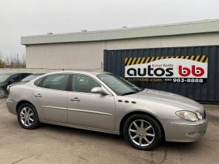 Used 2006 Buick Allure for sale in Laval, QC