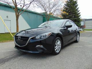 Used 2014 Mazda MAZDA3 ********BAS KILOMETRAGE*******6 VITESSES for sale in St-Eustache, QC