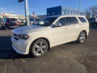 Used 2012 Dodge Durango Heat for sale in Swift Current, SK