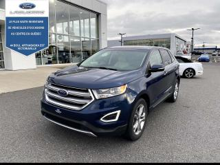 Used 2017 Ford Edge 4 portes Titanium, Traction intégrale for sale in Victoriaville, QC