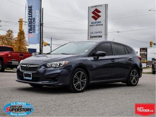Used 2017 Subaru Impreza Convenience AWD ~Backup Cam ~Bluetooth ~Alloys for sale in Barrie, ON