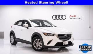 Used 2020 Mazda CX-3 GS w/Sunroof & Leather *Low KM* for sale in Winnipeg, MB