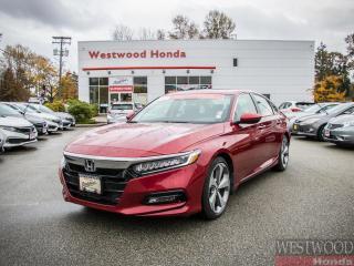 Used 2018 Honda Accord Sedan Touring for sale in Port Moody, BC