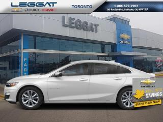 New 2020 Chevrolet Malibu LT for sale in Etobicoke, ON