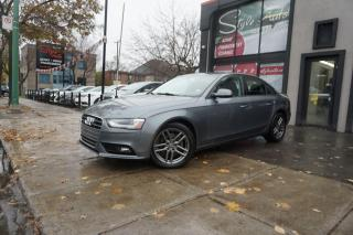 Used 2013 Audi A4 for sale in Laval, QC