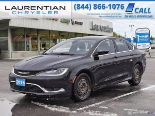 Used 2016 Chrysler 200 Limited!! SELF CERTIFY !! for sale in Sudbury, ON