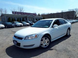 Used 2011 Chevrolet Impala LT for sale in Oshawa, ON