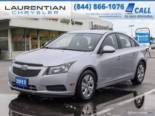 Used 2013 Chevrolet Cruze LT Turbo!!  SELF CERTIFY!! for sale in Sudbury, ON
