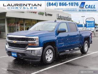 Used 2018 Chevrolet Silverado 1500 LT!!  HEATED SEATS!!  4WD!! for sale in Sudbury, ON
