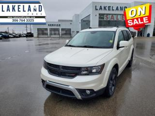 Used 2018 Dodge Journey Crossroad  - $176 B/W for sale in Prince Albert, SK