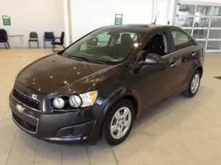Used 2013 Chevrolet Sonic LT A/C VE PE for sale in Longueuil, QC