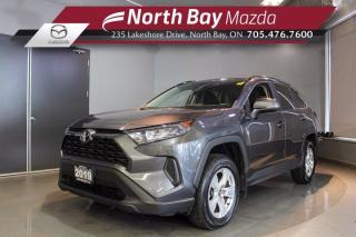 Used 2019 Toyota RAV4 LE AWD - Click Here! Test Drive Appts Available! for sale in North Bay, ON