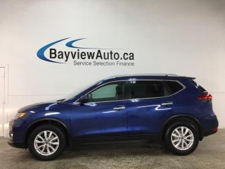 Used 2018 Nissan Rogue SV - 38,000KMS! ALLOYS! PWR GROUP! for sale in Belleville, ON
