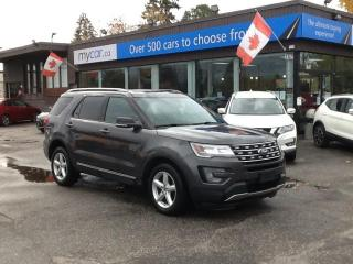 Used 2017 Ford Explorer XLT NAV, HEATED SEATS, BACKUP CAM, ALLOYS!! for sale in Richmond, ON