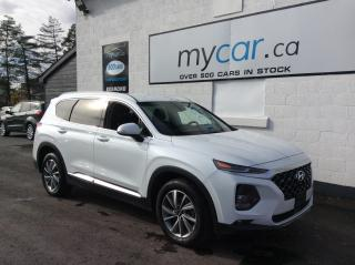 Used 2019 Hyundai Santa Fe Preferred 2.4 HEATED SEATS/WHEEL, ALLOYS, APPLE CAR PLAY!! for sale in Richmond, ON