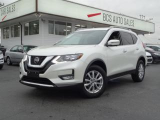Used 2018 Nissan Rogue SV AWD for sale in Vancouver, BC