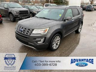 Used 2017 Ford Explorer LIMITED for sale in Calgary, AB