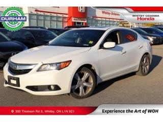 Used 2015 Acura ILX 4dr Sdn Tech Pkg for sale in Whitby, ON