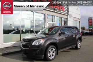Used 2013 Chevrolet Equinox LS for sale in Nanaimo, BC