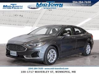 Used 2020 Ford Fusion Hybrid SEL FWD for sale in Winnipeg, MB