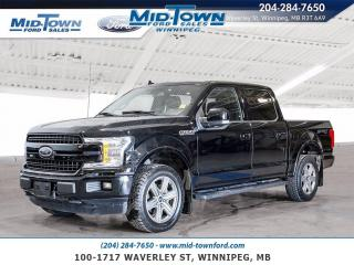Used 2018 Ford F-150 SPORT 2.7L ECOBOOST for sale in Winnipeg, MB