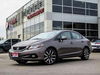Used 2013 Honda Civic Touring for sale in London, ON